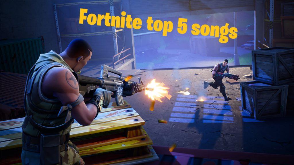 Fortnite songs